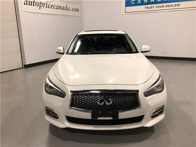 2015 Infiniti Q50 Base (Stk: F9960) in Mississauga - Image 2 of 26