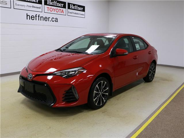 2019 Toyota Corolla SE (Stk: 190112) in Kitchener - Image 1 of 3