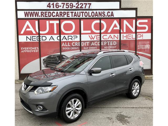 2014 Nissan Rogue SV (Stk: 862449) in Toronto - Image 1 of 16