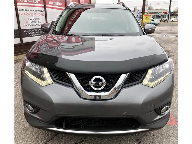 2014 Nissan Rogue SV (Stk: 862449) in Toronto - Image 3 of 16