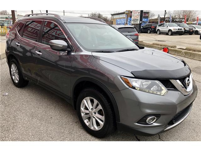 2014 Nissan Rogue SV (Stk: 862449) in Toronto - Image 4 of 16