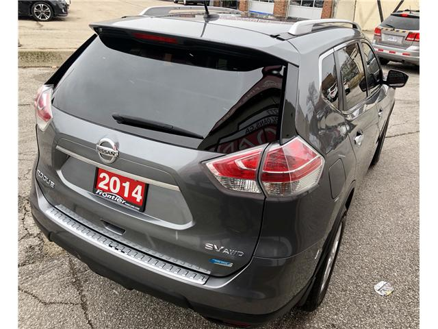 2014 Nissan Rogue SV (Stk: 862449) in Toronto - Image 5 of 16