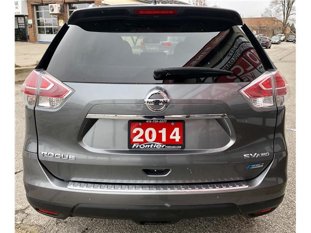 2014 Nissan Rogue SV (Stk: 862449) in Toronto - Image 6 of 16