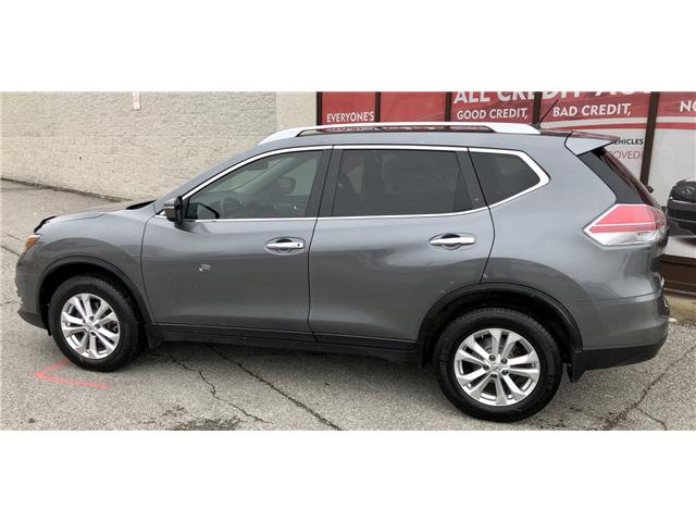 2014 Nissan Rogue SV (Stk: 862449) in Toronto - Image 9 of 16