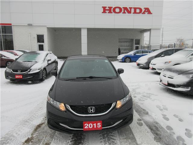 2015 Honda Civic LX (Stk: SS3279) in Ottawa - Image 2 of 10