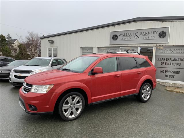 2012 Dodge Journey SXT & Crew (Stk: NEWFOUNDLAND) in Truro - Image 2 of 8