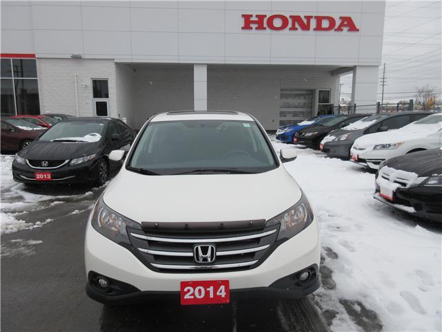 2014 Honda CR-V EX (Stk: SS3283) in Ottawa - Image 2 of 10