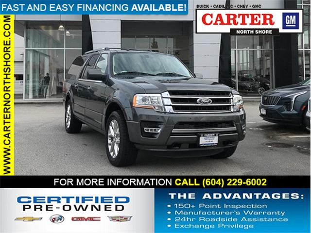 2016 Ford Expedition Max Limited (Stk: 9Y35991) in North Vancouver - Image 1 of 29