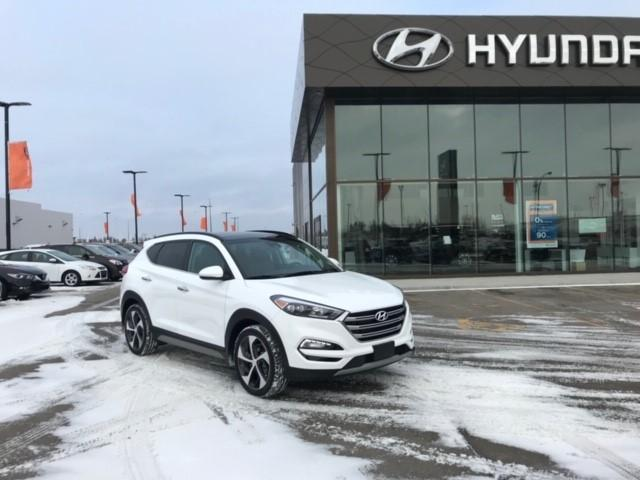 2018 Hyundai Tucson Ultimate 1.6T (Stk: 28233A) in Saskatoon - Image 1 of 21