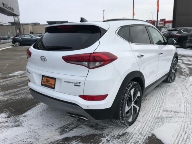 2018 Hyundai Tucson Ultimate 1.6T (Stk: 28233A) in Saskatoon - Image 7 of 21
