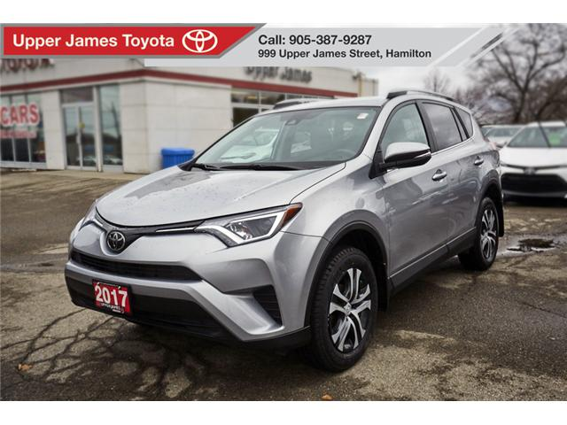 2017 Toyota RAV4 LE (Stk: 75612) in Hamilton - Image 1 of 17