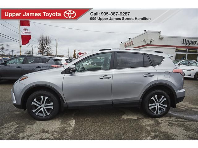 2017 Toyota RAV4 LE (Stk: 75612) in Hamilton - Image 2 of 17