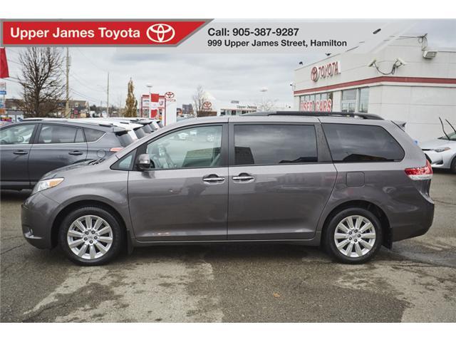 2013 Toyota Sienna XLE 7 Passenger (Stk: 71928) in Hamilton - Image 2 of 22