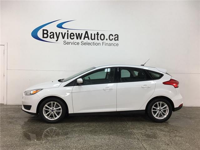 2017 Ford Focus SE (Stk: 33910J) in Belleville - Image 1 of 25