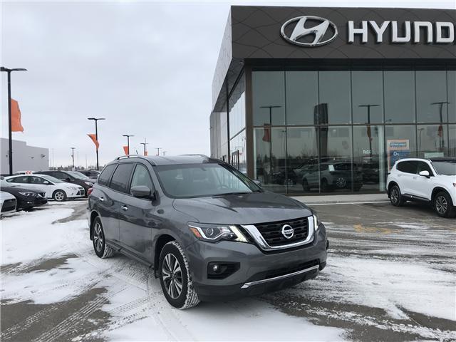 2017 Nissan Pathfinder SV (Stk: H2302) in Saskatoon - Image 1 of 27