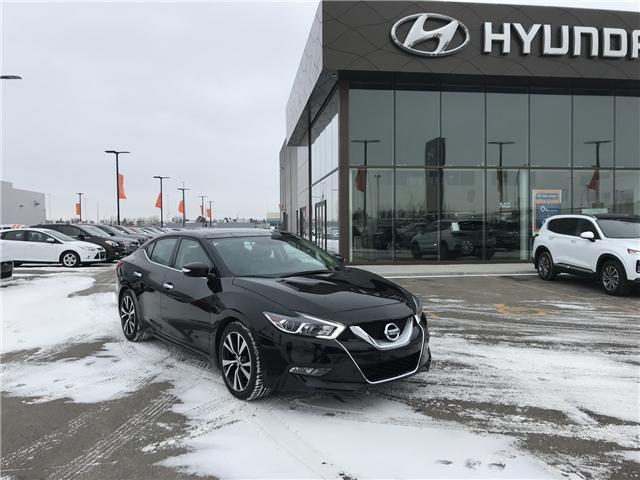 2017 Nissan Maxima SL (Stk: H2304) in Saskatoon - Image 1 of 24