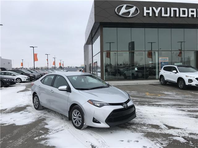 2017 Toyota Corolla LE (Stk: H2303) in Saskatoon - Image 1 of 24