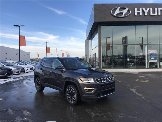 2018 Jeep Compass Limited (Stk: 28222A) in Saskatoon - Image 1 of 26