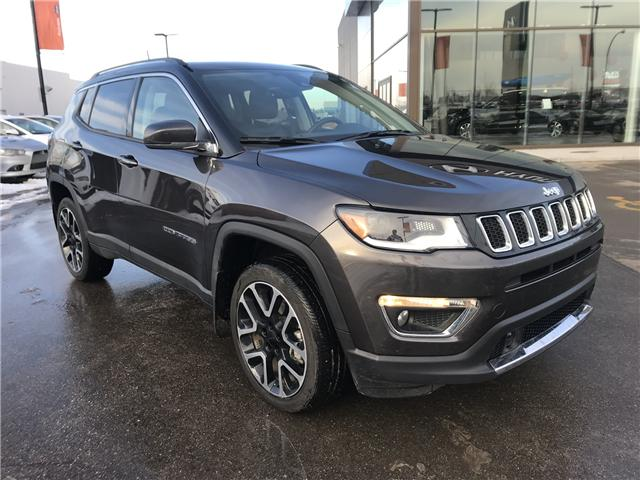 2018 Jeep Compass Limited (Stk: 28222A) in Saskatoon - Image 2 of 26