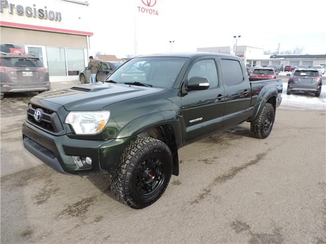 2014 Toyota Tacoma V6 (Stk: 180261) in Brandon - Image 2 of 22