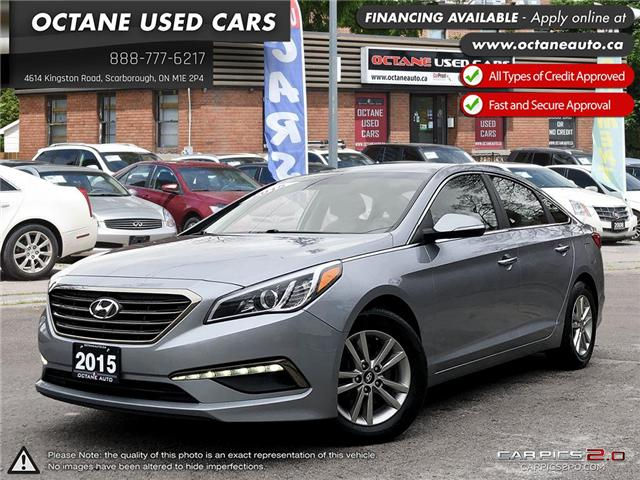 2015 Hyundai Sonata GL (Stk: ) in Scarborough - Image 1 of 24