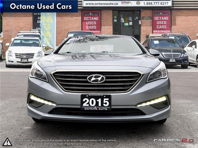 2015 Hyundai Sonata GL (Stk: ) in Scarborough - Image 2 of 24