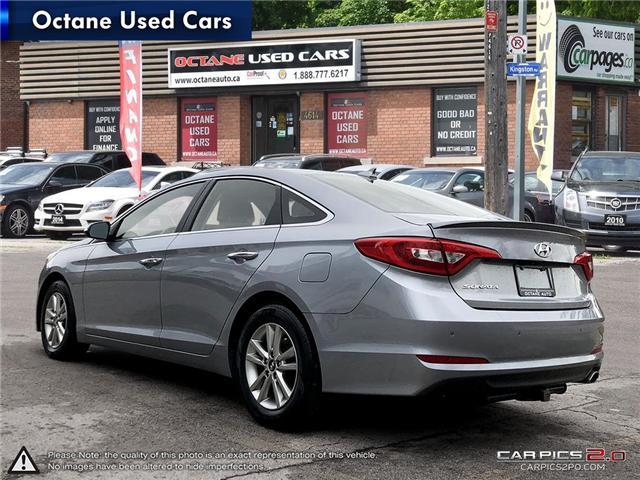 2015 Hyundai Sonata GL (Stk: ) in Scarborough - Image 4 of 24