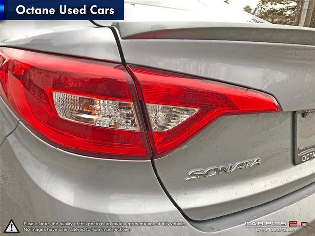 2015 Hyundai Sonata GL (Stk: ) in Scarborough - Image 7 of 24