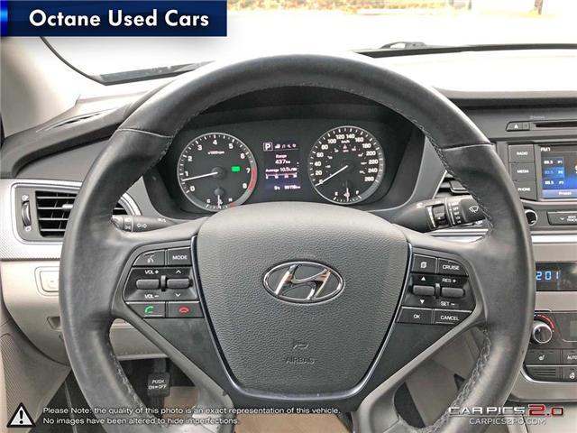 2015 Hyundai Sonata GL (Stk: ) in Scarborough - Image 12 of 24