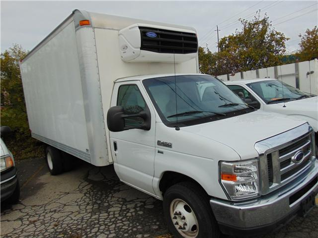 2012 Ford E-450 Cutaway Base (Stk: 309219) in Burlington - Image 2 of 3