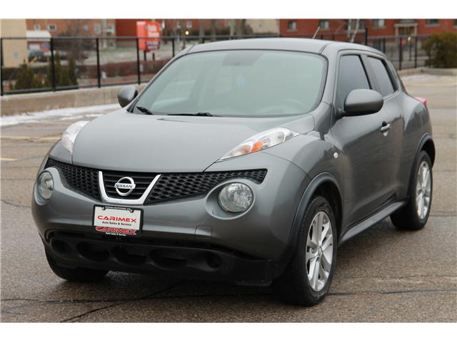 2012 Nissan Juke SV (Stk: 1811542) in Waterloo - Image 1 of 22