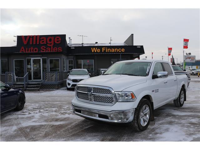 2017 RAM 1500 Laramie (Stk: P35843) in Saskatoon - Image 1 of 30