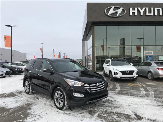 2016 Hyundai Santa Fe Sport 2.0T Limited (Stk: 29062A) in Saskatoon - Image 1 of 9