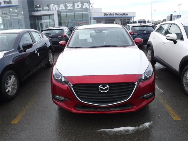2018 Mazda Mazda3  (Stk: M1873) in Calgary - Image 1 of 1