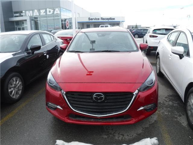 2018 Mazda Mazda3 GT (Stk: M1374) in Calgary - Image 1 of 1