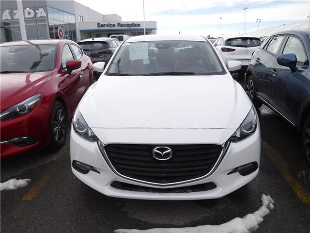 2018 Mazda Mazda3  (Stk: M1841) in Calgary - Image 1 of 1