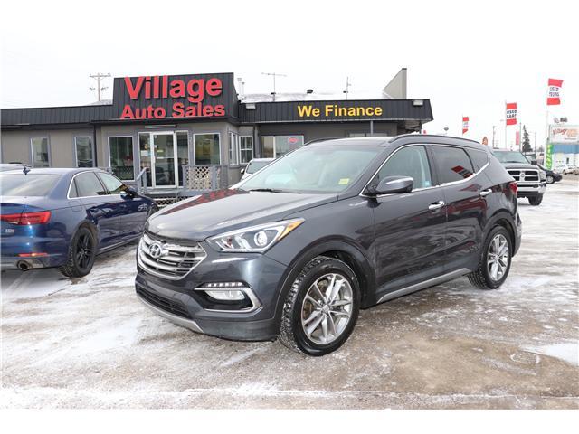 2017 Hyundai Santa Fe Sport 2.0T Limited (Stk: P35822) in Saskatoon - Image 1 of 30