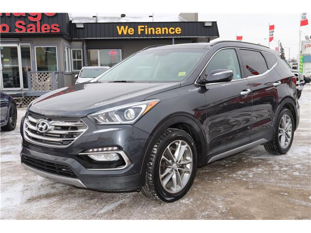 2017 Hyundai Santa Fe Sport 2.0T Limited (Stk: P35822) in Saskatoon - Image 2 of 30