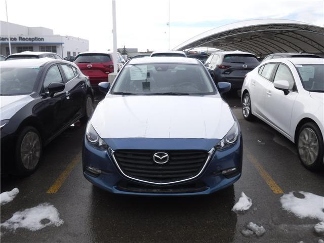 2018 Mazda Mazda3 GX (Stk: M1850) in Calgary - Image 1 of 1