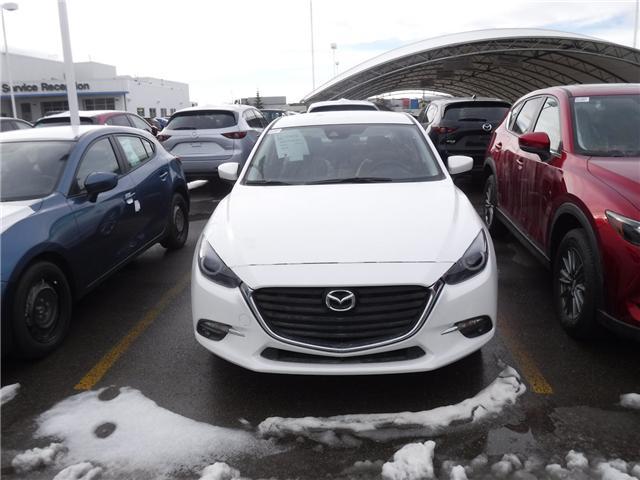2018 Mazda Mazda3 GT (Stk: M1469) in Calgary - Image 1 of 1