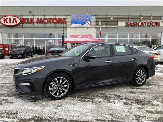 2019 Kia Optima EX (Stk: 39113) in Saskatoon - Image 1 of 26