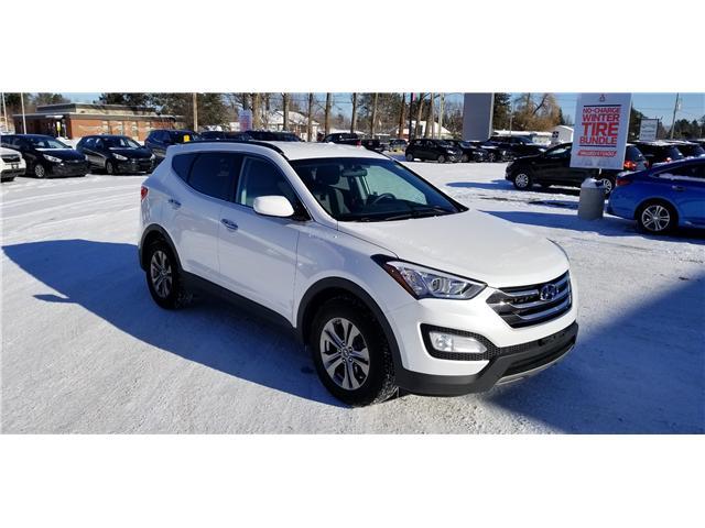 2016 Hyundai Santa Fe Sport 2.4 Base (Stk: 19078-1) in Pembroke - Image 7 of 17