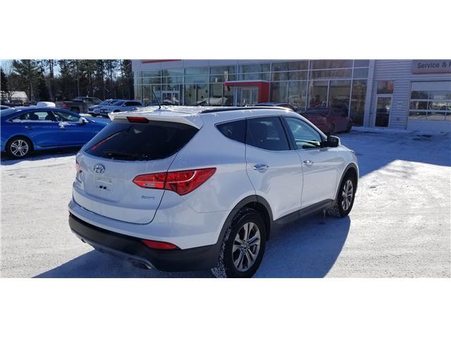 2016 Hyundai Santa Fe Sport 2.4 Base (Stk: 19078-1) in Pembroke - Image 5 of 17