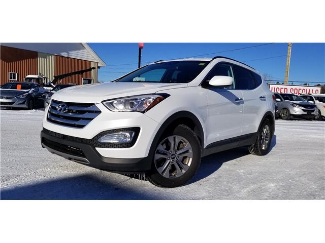 2016 Hyundai Santa Fe Sport 2.4 Base (Stk: 19078-1) in Pembroke - Image 1 of 17