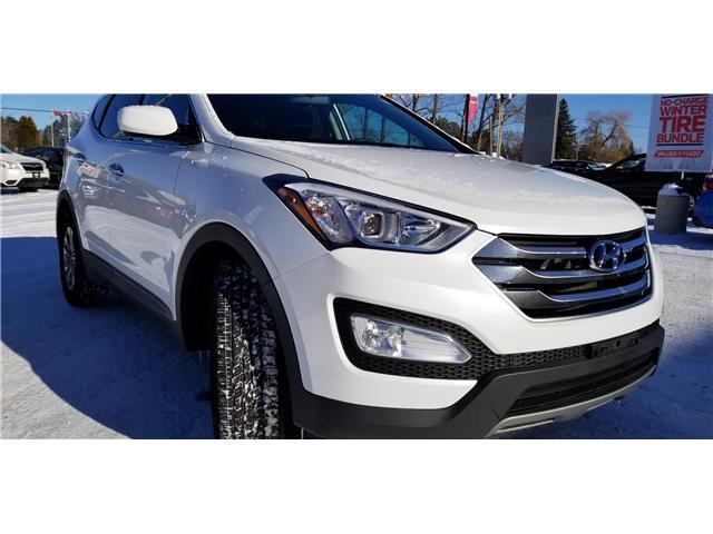 2016 Hyundai Santa Fe Sport 2.4 Base (Stk: 19078-1) in Pembroke - Image 8 of 17