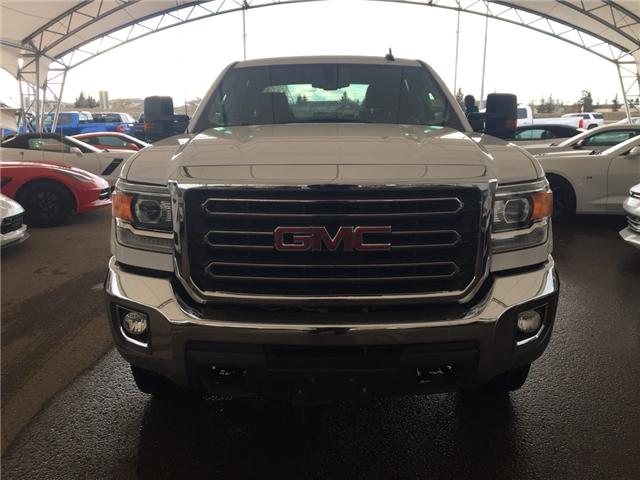 2018 GMC Sierra 2500HD SLE (Stk: 164320) in AIRDRIE - Image 2 of 18