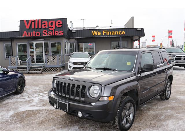 2015 Jeep Patriot Sport/North (Stk: P35830) in Saskatoon - Image 1 of 28