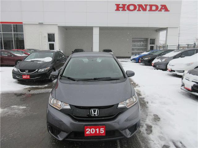 2015 Honda Fit LX (Stk: VA3285) in Ottawa - Image 2 of 10