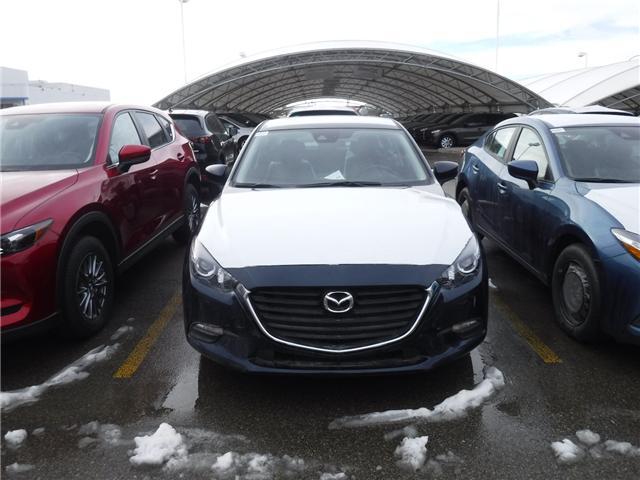 2018 Mazda Mazda3 GX (Stk: M1856) in Calgary - Image 1 of 1
