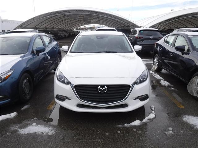 2018 Mazda Mazda3  (Stk: M1857) in Calgary - Image 1 of 1